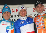 Photos : 25/11/2007 - Challenge National de Cyclo Cross - Quelneuc (Elites)