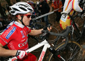 Photos : 25/11/2007 - Challenge National de Cyclo Cross - Quelneuc (Espoirs)