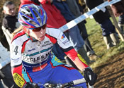 Photos : 14/12/2008 - Challenge National de Cyclo Cross - Quelneuc (Dames)