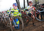 Photos : 14/12/2008 - Challenge National de Cyclo Cross - Quelneuc (Juniors)